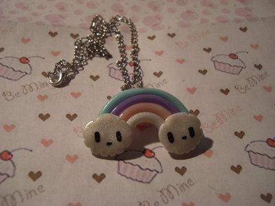 collana arcobaleno-rainbow nacklace