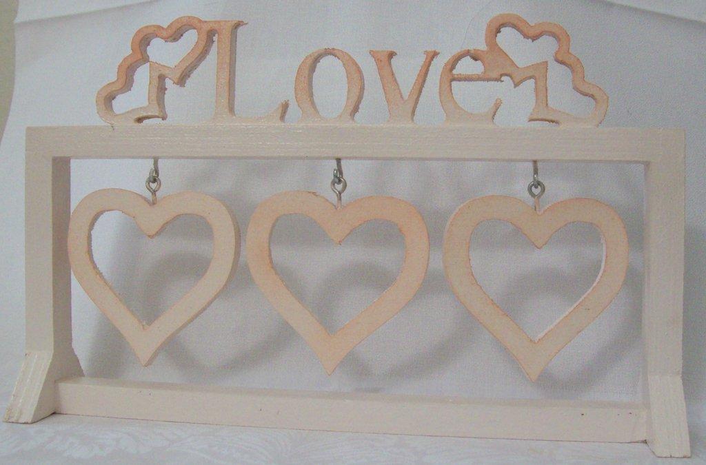 Portafoto LOVE San Valentino