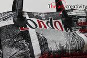 "Borsa ""Londra fashion"""