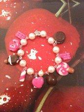 bracciale charms dolcetti