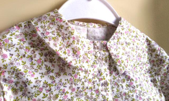 Camicia bimba 2 anni