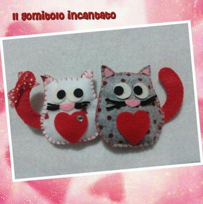 Gattini Cuoricini San Valentino