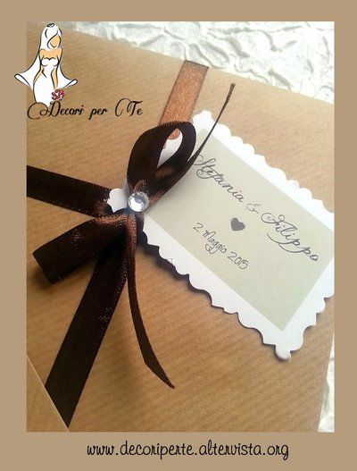 Inviti Matrimonio Country Chic : Partecipazioni matrimonio quot country chic feste