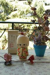 Bambola giapponese - Soffio di Vento-A800015Fioritura-A800017