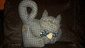 gatto fermaporta remigio