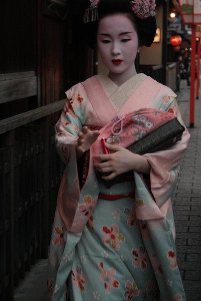 Maiko di Gion, Kyoto