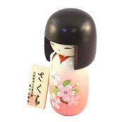 Bambola giapponese, Kokeshi Sakura - A490251