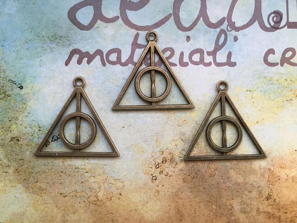 Ciondolo Harry Potter Doni della morte