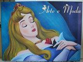 """quadro """" Principessa Aurora"""""""