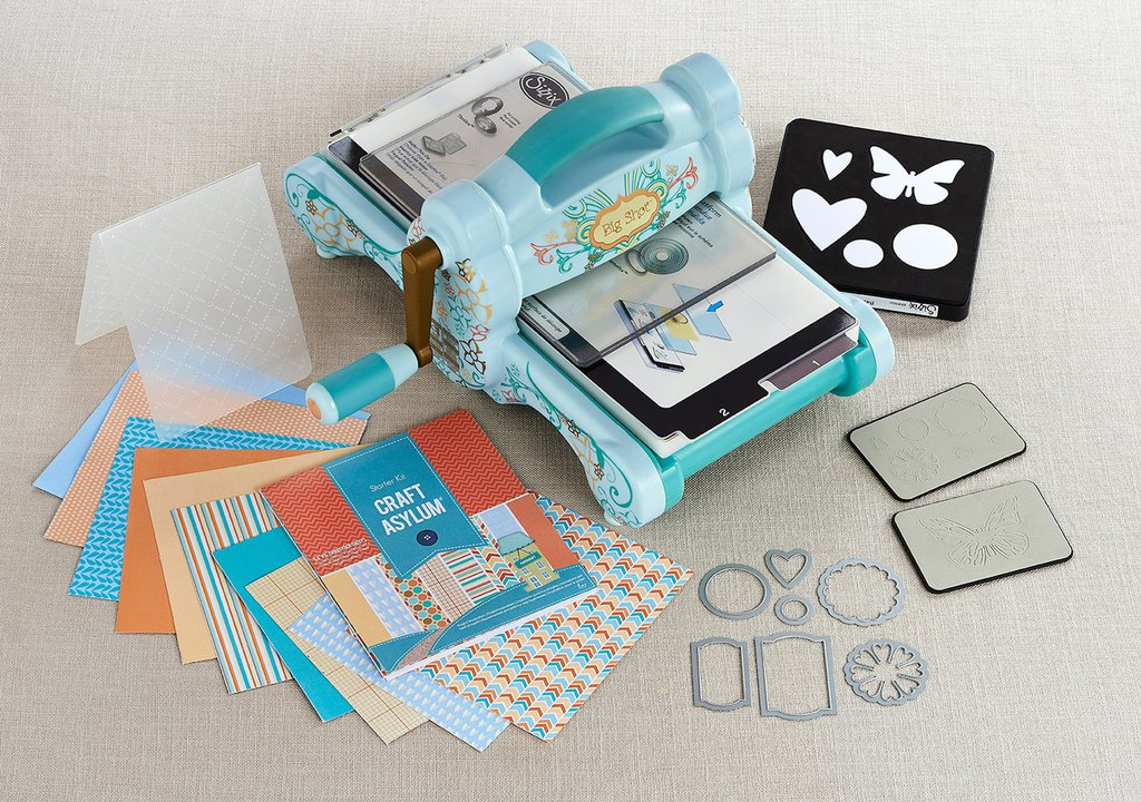 Big Shot - New Starter Kit