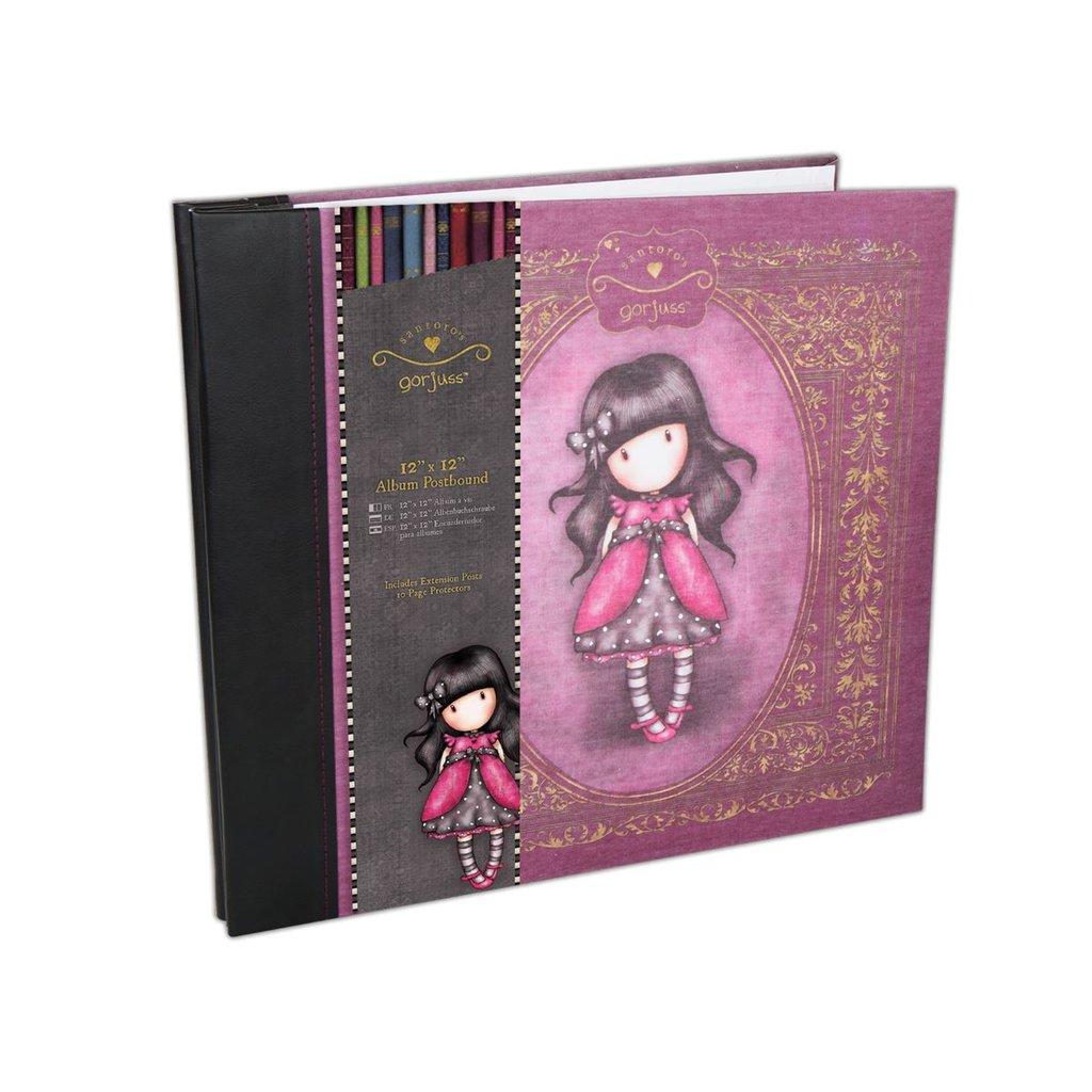 Scrapbooking album 30x30 cm gorjuss materiali scrapbooking su m - Scrapbooking album photo ...