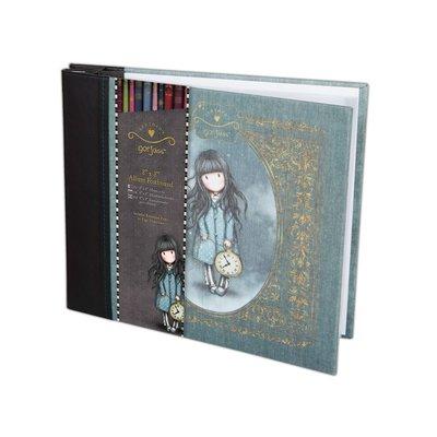 Scrapbooking album, 20x20 cm - Gorjuss