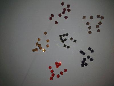 SVAROSKI perline piu colori.