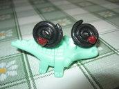 orecchini liquirizia