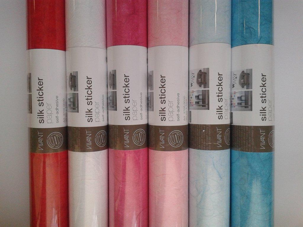 Carta riso adesiva materiali scrapbooking di for Carta adesiva per piastrelle bagno