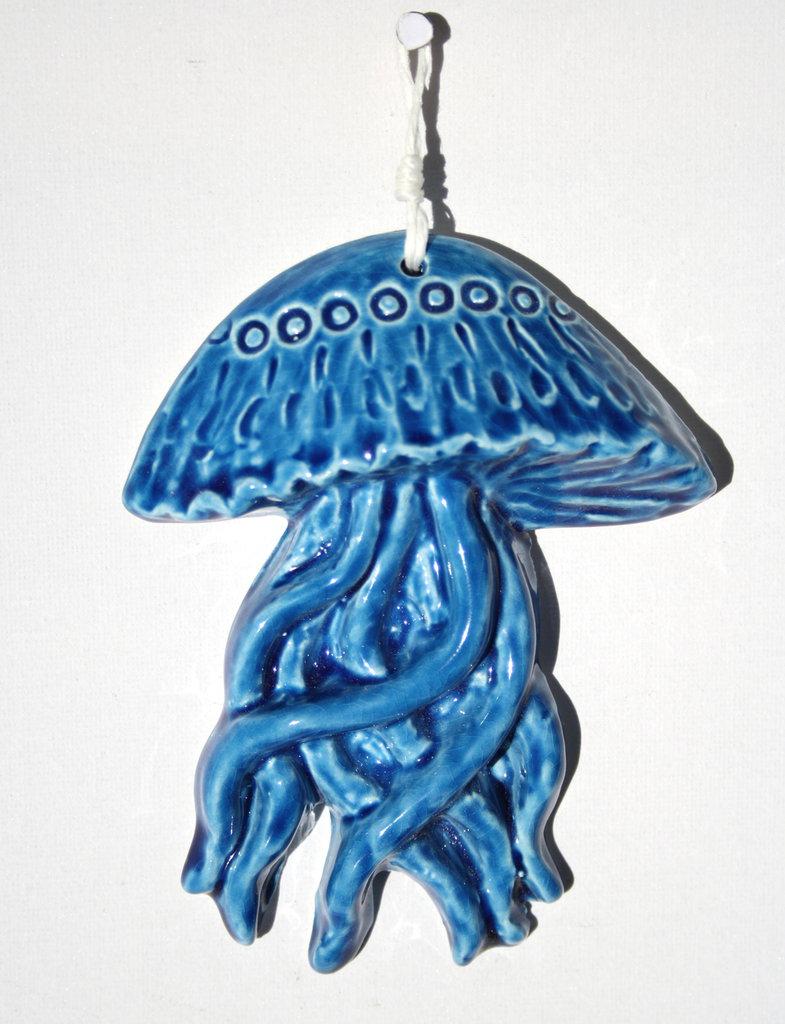 Medusa in ceramica