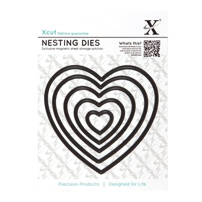 Set fustelle Xcut - Heart