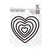 Set fustelle Xcut - Heart