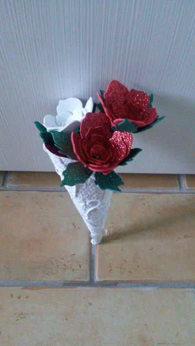 cono di rose
