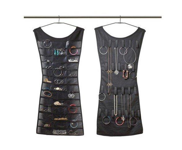Abito Porta gioie gioielli collane, bracciali orecchini, orologi, girocollo. Idea per organizzare lo spazio. Per LUI e LEI. Ottimo Regalo