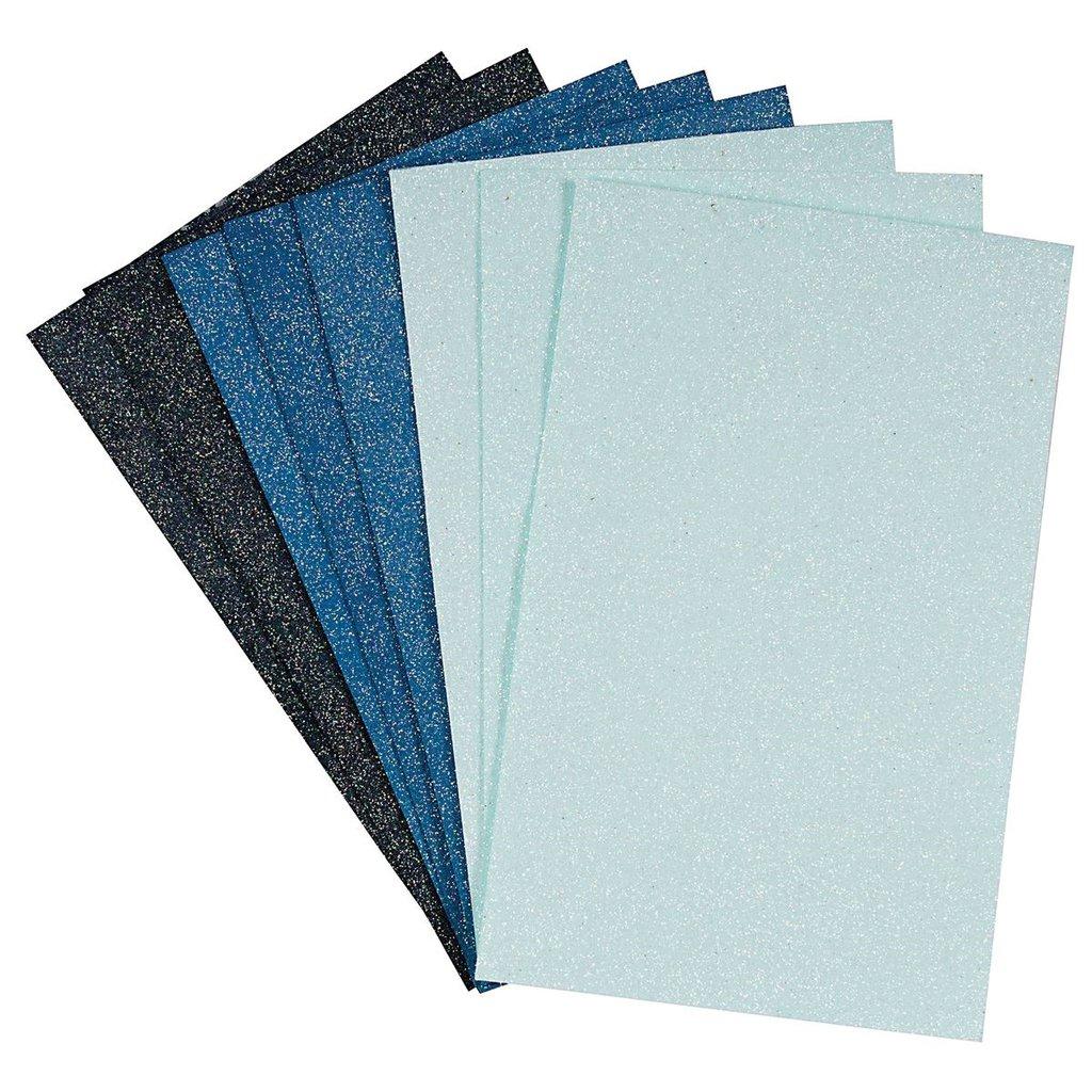 Carta Paperazzi - Burleigh Blue