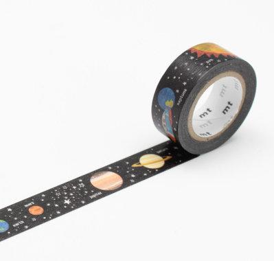 Washi Tape - Planet