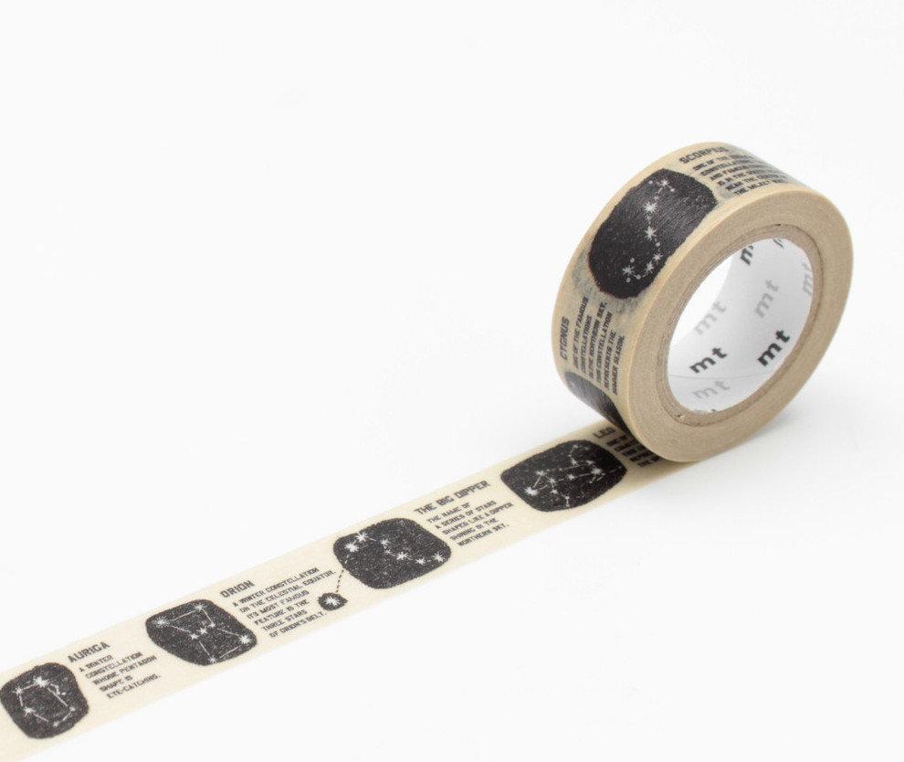 Washi Tape - Constellation