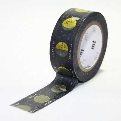 Washi Tape - Moon