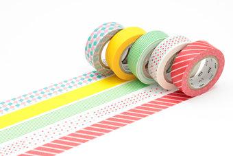 Washi Tape - Gift Box Pop