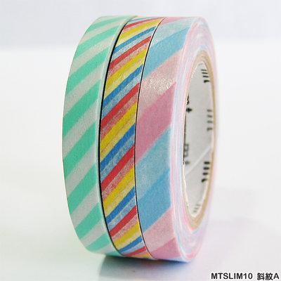 Washi Tape - Twist Cord A