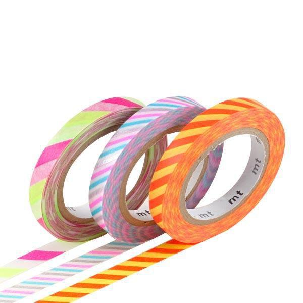 Washi Tape - Twist Cord B