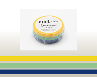 Washi Tape - Slim G