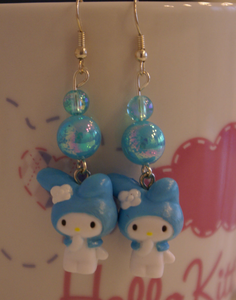 Orecchini con charms My Melody