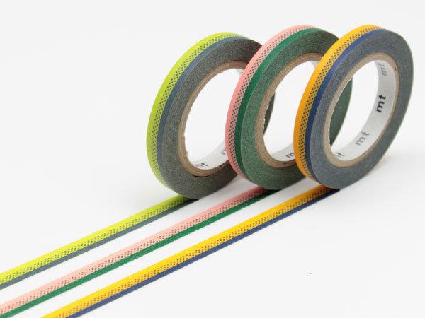 Washi Tape - Slim Deco B