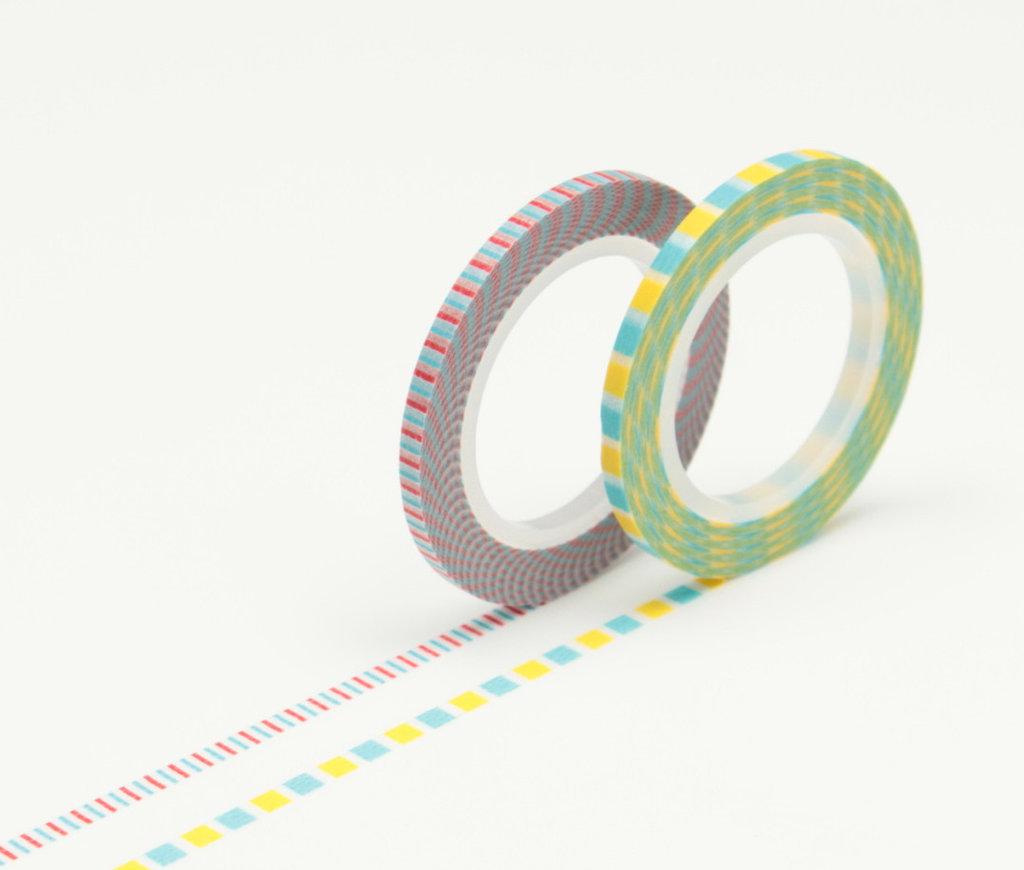 Washi Tape - Slim 3mm D