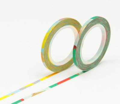 Washi Tape - Slim 3mm E