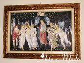 """"""" la Primavera""""di Botticelli (copia)"""