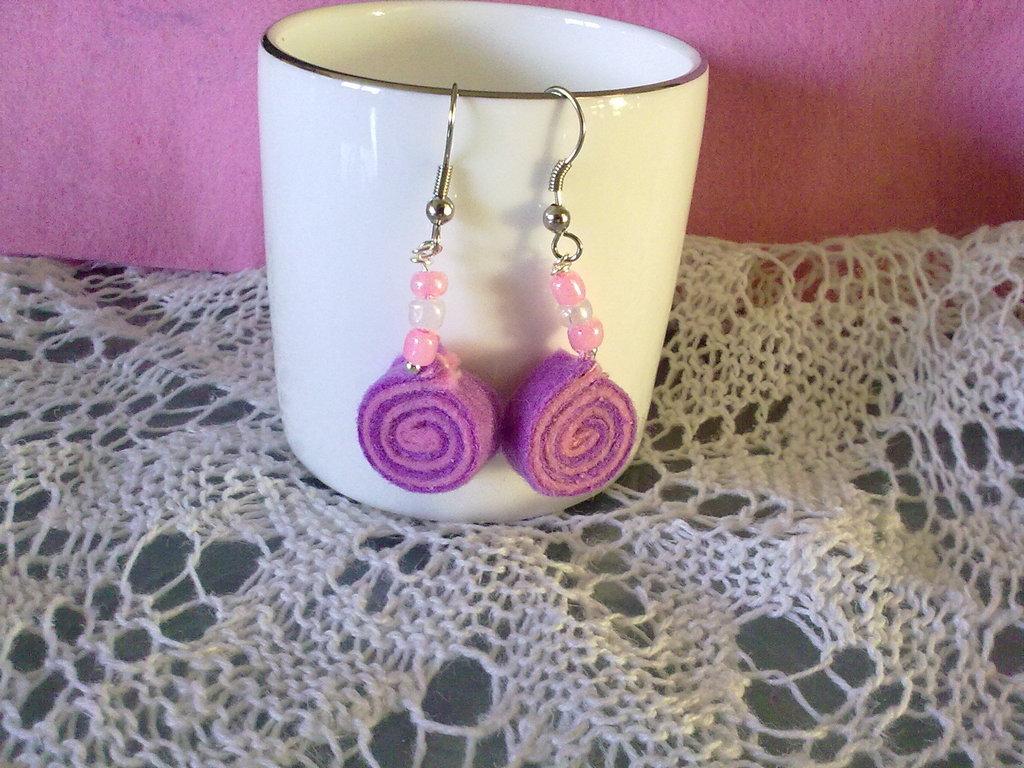 orecchini girella