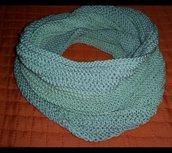 sciarpe e colare di lana