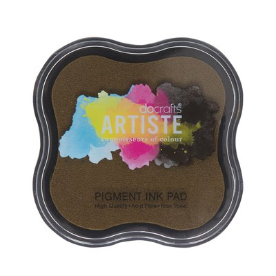 Tampone Pigment Ink - Chocolate