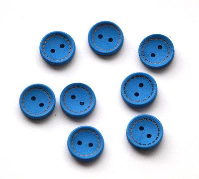 Set 10 bottoni - 15 mm