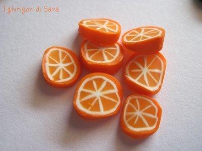 Murrine arance