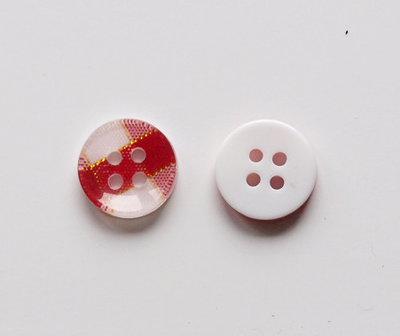 Set 8 bottoni - 13 mm