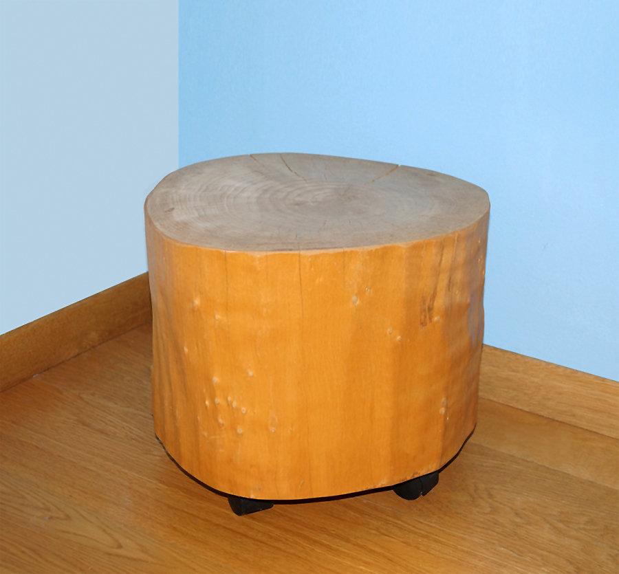 tavolino da fumo o tronchetto multi-uso
