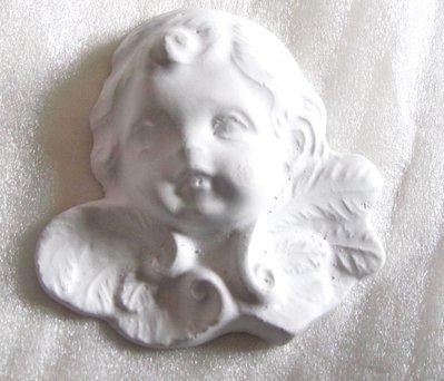 Angelo gesso,gessetto profumato per comunione,cresima,nascita,battesimo,segnaposto.bomboniera