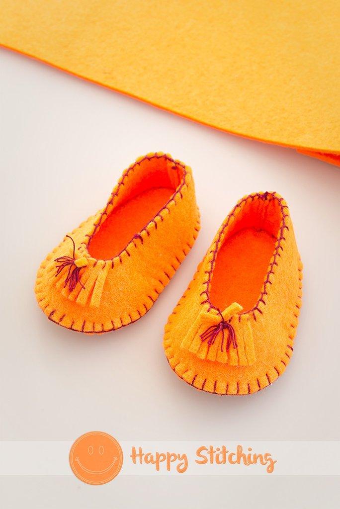 """Scarpine """"Squo"""" arancio"""