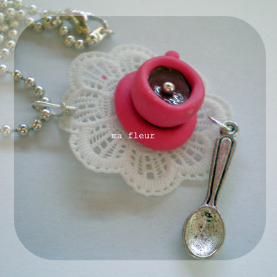 SPOONFUL OF SUGAR necklace