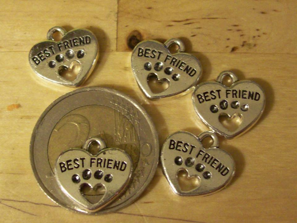 """Charms """"Best Friend"""""""