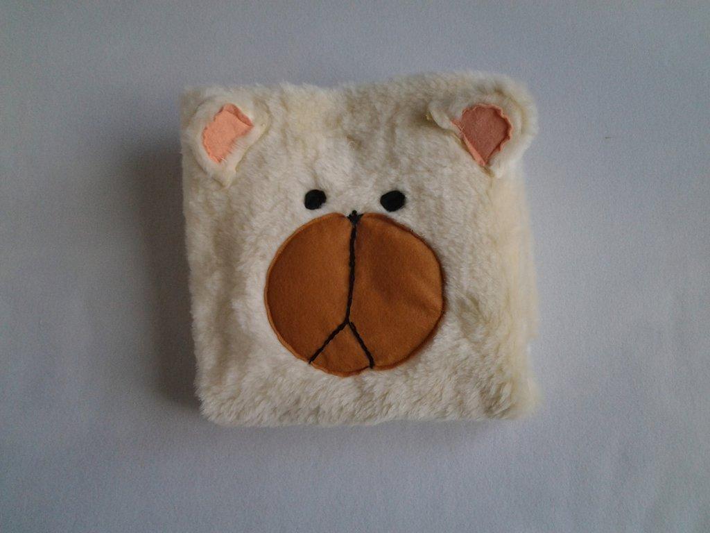 Fasciatoio portatile  orsetto