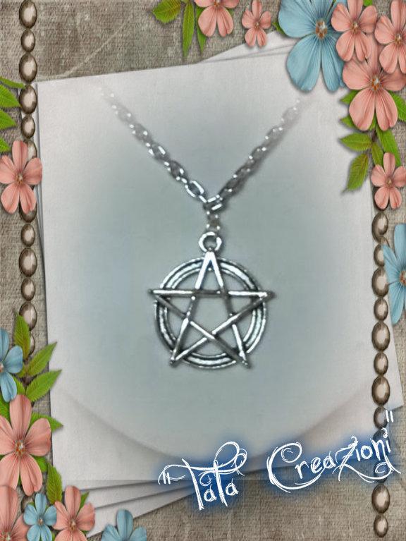 Pentacolo stella pentagramma